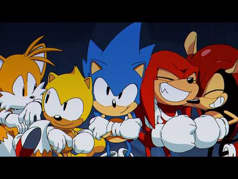sonic mania plus official