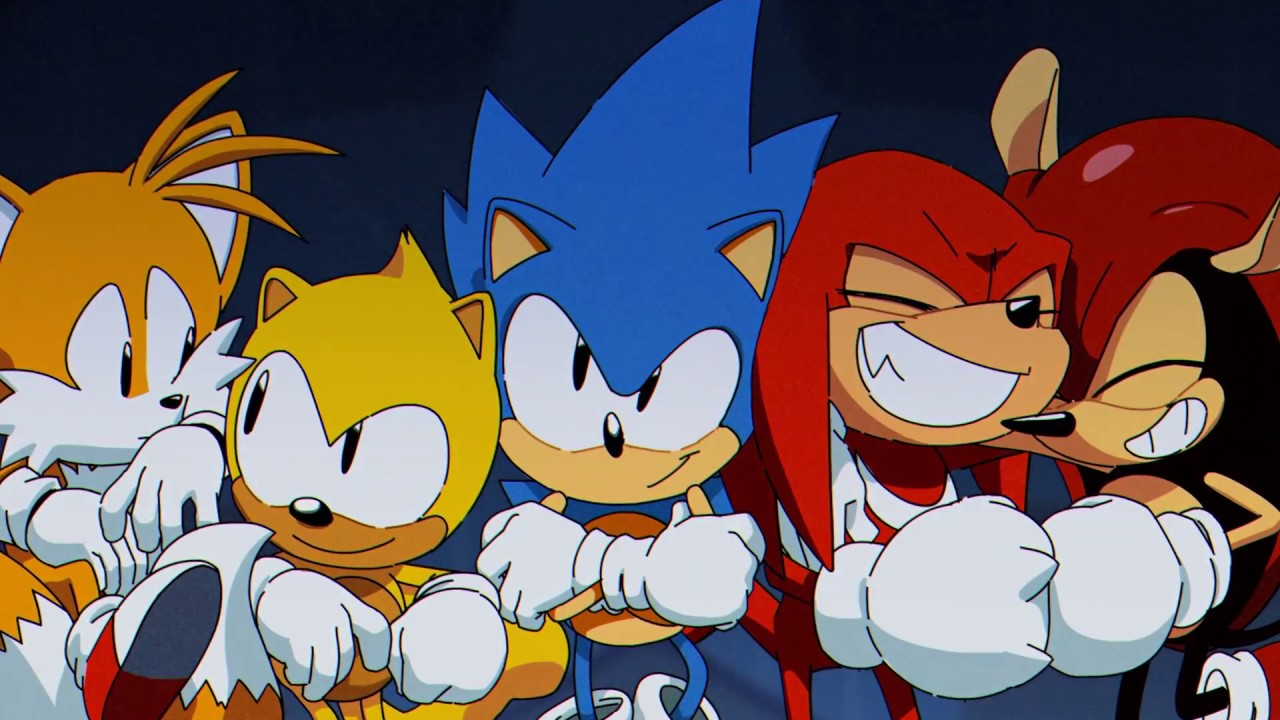 Sonic Mania Plus   Official Trailer   YouTube Sonic Mania Plus   Official Trailer