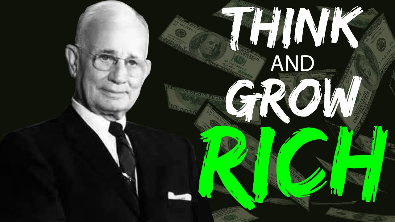 Think And Grow Rich (FULL AUDIOBOOK)