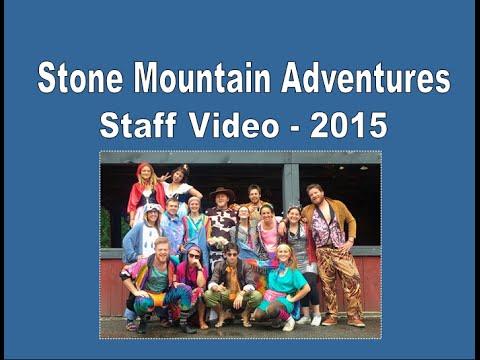 Stone Mountain Adventures Staff Video 2015 - SMA Teen ...