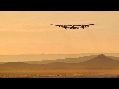 Virgin Galactic completes third 'seamless' rocket-powered flight