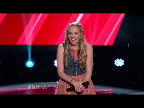 The Voice 2013 Blind Audition Season 4 Danielle Bradbery