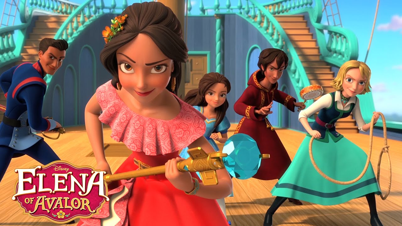 Download Theme Song 🎶  | Elena of Avalor | Disney Channel