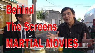 MARTIAL MOVIES BEHIND THE SCREENS Don Wilson pt2