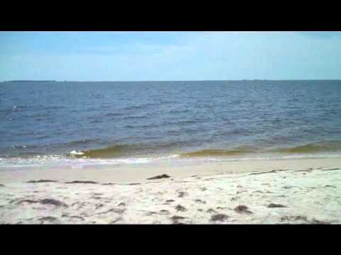 Carrabelle Florida Beach Trip 2010