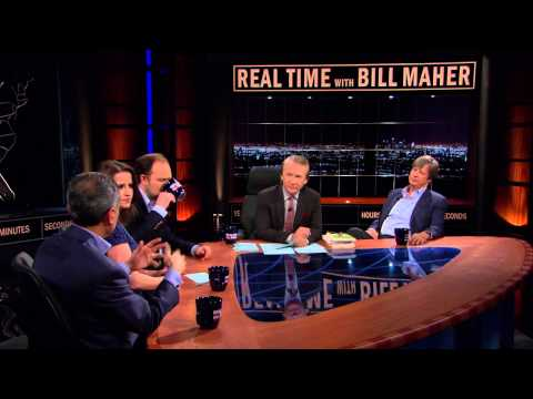 Real Time with Bill Maher: Overtime – April 10, 2015 (HBO)