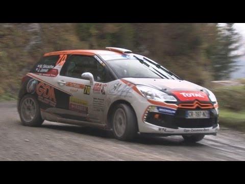 Citroën Racing Trophy Suisse DS3 R3T et R1 Rallye du Valais RIV 2014