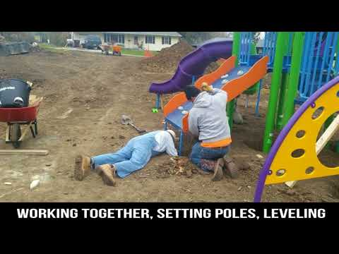 Elmwood Nebraska Park Installation- Phase 2
