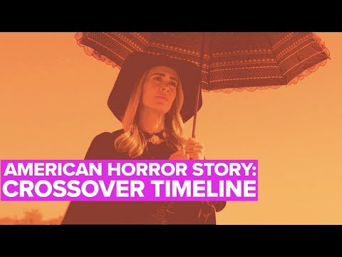 American Horror Story Timeline: The Seasons Connections, Explained
