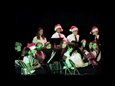 CCRS Christmas Program  12-12-99