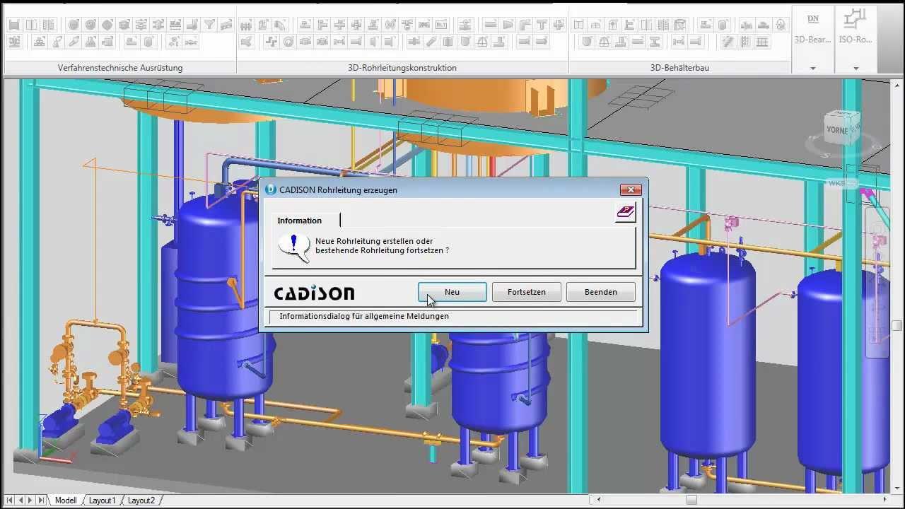 Cadison Plant Design Software Flv Youtube