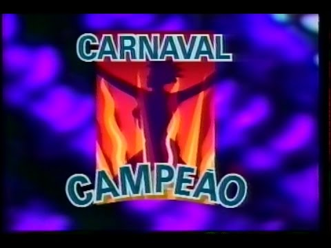 Desfile Completo Leão de Nova Iguaçu 1992 - Manchete