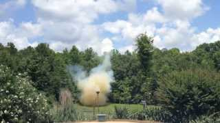 Murica! 24lbs of Patriot Exploding Targets Vs Fridge! This is why im proud to be an american!