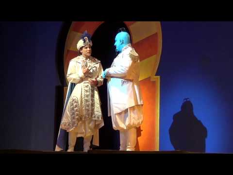 Genie's Jokes and Puns Part 9 - Aladdin A Musical Spectacular at Disney California Adventure