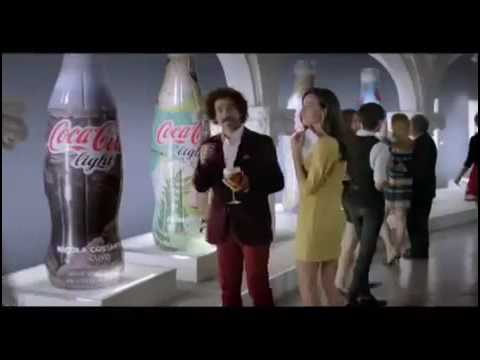 Coca Cola Light Inspiraciones Spanish VO and Acting
