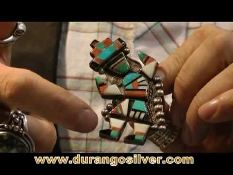 Native American Silver Jewelry