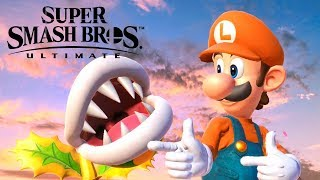 Super Smash. Bros Ultimate - GAMPLI · Primer gampli oficial