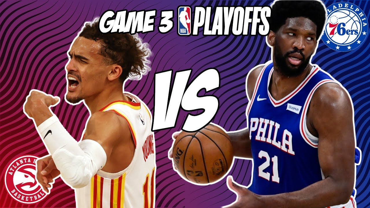 Updated Hawks and 76ers playoff series betting odds