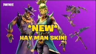 *NEW* Hayman Skin in Fortnite: Battle Royale!