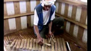Mang Tidor and his Bamboo Kulintang 1