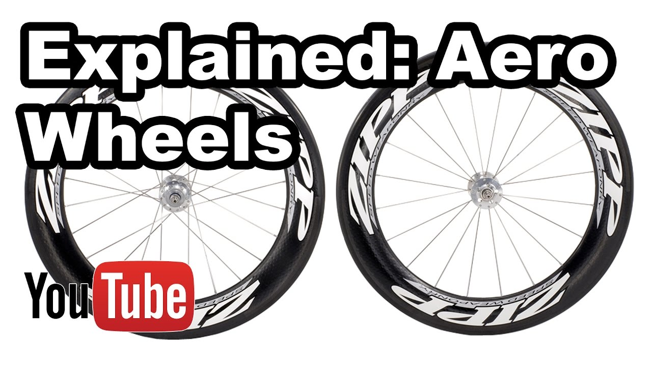 Explained Aero Bike Wheels Zipp Enve Mavic Fulcrum Youtube