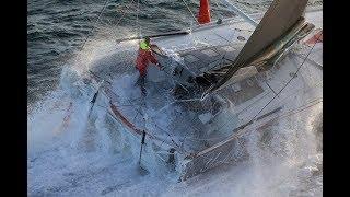MOCA 60 Vs VO65 The Ocean Race