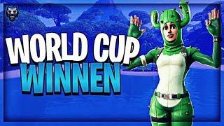 ZO WIN je de Fortnite WORLD CUP...