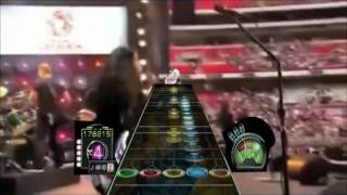My Smooth Jazz Metallica Version on Guitar Hero