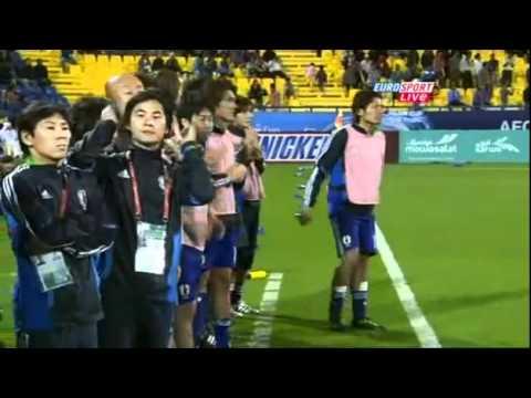 Japan vs South Korea 2-2 (Penalty 3-0 AFC Asian Cup 2011 Semi-Final)