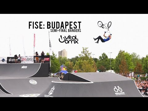 Bangers at FISE: Budapest Semi-Finals