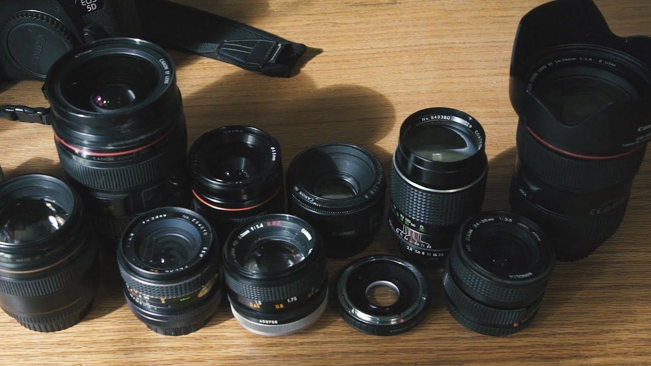 lens basics understanding camera lenses - 1280×720