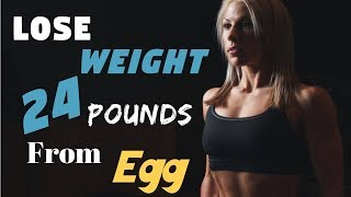 The Boiled Egg Diet – Lose 24 Pounds In Just 2 Weeks!