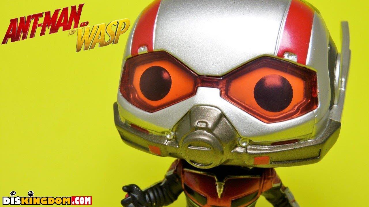 Ant-Man et la guêpe-Ant-man Brand New in Box Funko-Pop Keychain