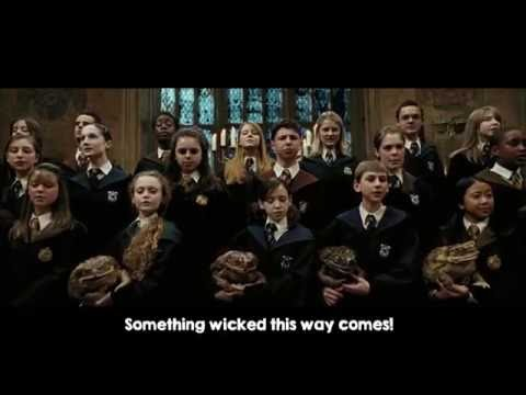 Double Trouble - Hogwarts Choir - Prisoner Of The Azkaban (full Lyrics)