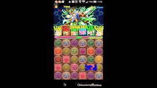 Puzzle and Dragons | God Rush | Kirin