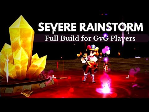 Severe Rainstorm Build for WOE & WOC - Full Guide for Minstrel & Wanderers