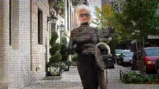 最老模特兒卡門 - Carmen Dell' Orefice 最老模特兒卡門·德洛雷菲切
