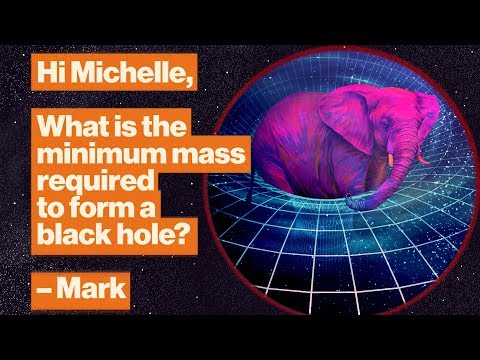 How to make a black hole | NASA's Michelle Thaller