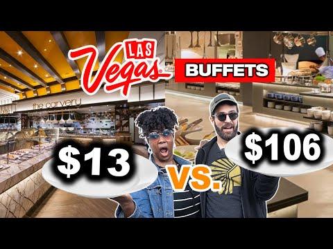 BEST CHEAPEST Las Vegas Buffet Vs MOST EXPENSIVE Vegas Buffet In 2020! Feast Vs Bacchanal, Worth It?
