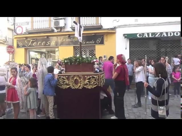 Morón de la Frontera - Cruz de Mayo (Parte 1)