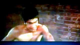 bruce lee vs clint eastwood fight