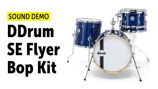 DDrum SE Flyer Bop Kit - Sound Demo