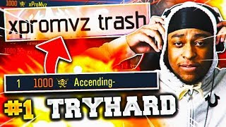 PLAYING AGAINST THE #1 TRYHARD (BLACK OPS 3)