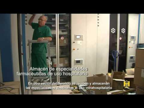 Video institucional de la Sociedad Española de Farmacia Hospitalaria (SEFH)