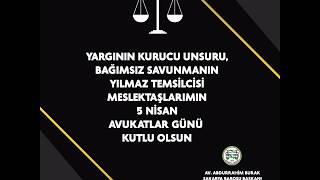 Avukatlar Günü 2