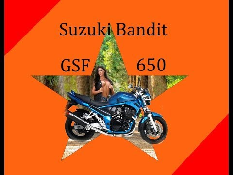 suzuki gsf 650 bandit ganganzeige nachr sten motorrad. Black Bedroom Furniture Sets. Home Design Ideas