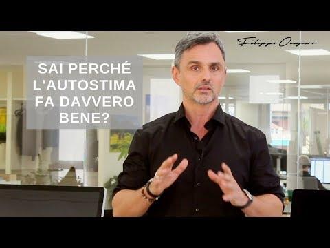 Sai perché l'autostima fa davvero bene? | Filippo Ongaro