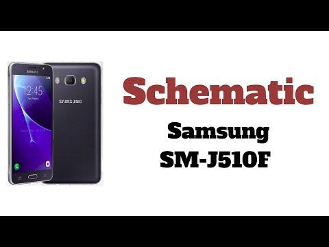Samsung SM-J510F Schematic - YouTube