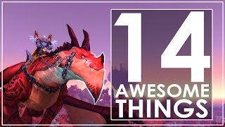 14 Awesome Things About WoW: Legion