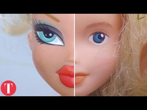 This Is What DOLLS Look Like Without Makeup